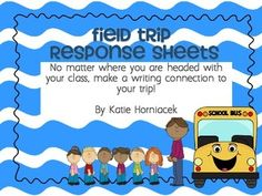 Taking a field trip with your class? These writing forms will help your learners tell all about their trip! Each trip has a writing form with sentence starters for lower level writers or story prompts for independent workers. Included in this pack are:*Farm*Pumpkin Patch*Aquarium*Planetarium*Museum*Zoo*General Field TripThis item is free for download. Sentence Starters, Story Starters, Story Prompts, Writing Prompts, Ocean Unit, Reading Comprehension Worksheets, First Grade, Writers, No Response