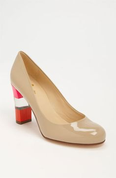 kate spade new york 'leslie' pump available at #Nordstrom  $358.00