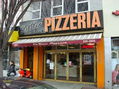 DaVinci Pizzeria - Brooklyn NY - Bensonhurst - 18th Ave and 65th Street  *** THE BEST SICILIAN IN TOWN! ***