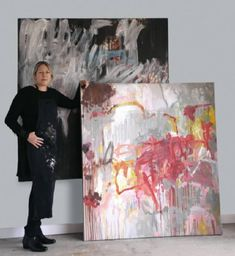 Jo Davenport will be feature artist at the Trinity art exhibition