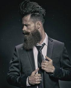 Beardelicious   Ronny, @ronny_vogler Photo, @jaqueschappal