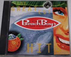 Greatest Hits 20 Good Vibrations by The Beach Boys 1995 Surfer Girl Shut Down