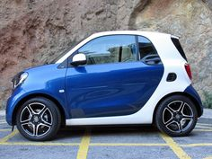 smart fortwo proxy midnight blue 2014 2015
