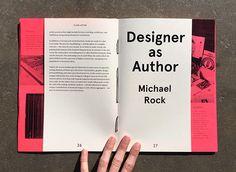 = ≠ on Editorial Design Served