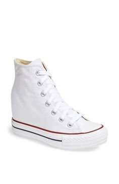 Converse Chuck Taylor® All Star® Hidden Wedge Platform High-Top Sneaker available at #Nordstrom