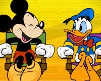 Mickey Mouse And Donald Duck In Toot A Loo | Mickey Mouse Games - Kids Best Place