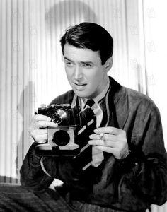 Camera On: James Stewart . (Celebrity Camera Club). #Photography #Photographer #Camera