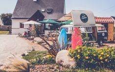 Surf #camp La Torche -Le club de #surf Dezert Point se situe à Pors Carn, à deux pas de la Pointe de la Troche, dans le Finistère, Bretagne .