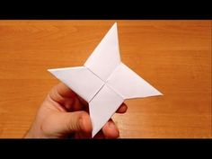 How To Make Origami Ninja Star Paper Ninja Star Shuriken Easy Origami Ninja Star How To Make. How To Make Origami Ninja Star How To Make An Origami Ninja Star 5 Steps. How To Make Origami Ninja Star 45 Absolute… Continue Reading → Basic Origami, Kids Origami, How To Make Origami, Useful Origami, Origami Easy, Origami Paper, Modular Origami, Origami Transforming Ninja Star, Ninja Star Origami