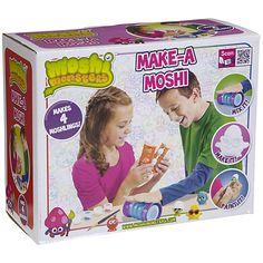Moshi Monsters Make A Moshi. Craft for boys and girls.