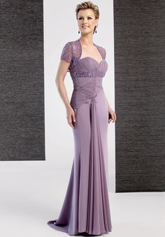plum colored mother of the bride dresses | Purple Mother of the Bride Dresses for a Summer Wedding