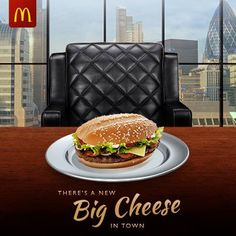 #BigCheese #McDonaldsUK #McDonalds #UK