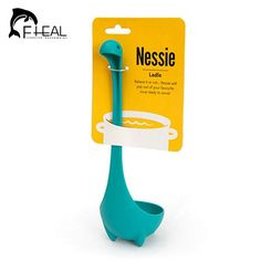 Have some fun with your soup! With this Nessie Dinosaur ladle  https://www.homewarediscounts.com/products/nessie-dinosaur-soup-spoon-or-ladle