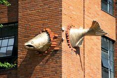 Памятник настойчивости :)    Портланд, штат Орегон, США