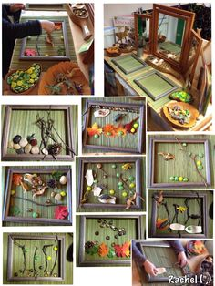 Exploring Transient Art with Dinosaurs (from Stimulating Learning with Rachel)