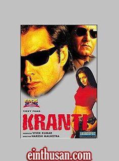 Kranti Hindi Movie Online - Bobby Deol, Vinod Khanna, Shashi Kapoor and Ameesha Patel. Directed by Naresh Malhotra. Music by Jatin Lalit. 2002 [U/A] w.eng.subs