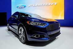 Spring Love: The 2013 Ford Fusion