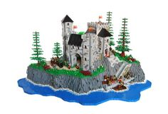 CCCXI - Feldoran Castle by Deviet http://flic.kr/p/icU7dF