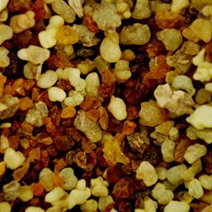 "Frankincense and Myrrh  Used for protection, healing, and increasing spirituality. Burn as an incense to increase psychic visions during meditation, uplift those in the area and to drive away negativity. Carry with you for luck and protection. If ingested it will promote digestion. If burned it will act as an anti-depressant, calm your mind, and ease anxiety.  Packaged in a 3"" x 4"" bag."
