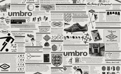 Umbro Brand Pattern - makelike