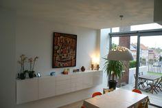 Licht en ruimte - IKEA FAMILY Eclectic Furniture, Modern Furniture, Colour Blocking Interior, Room Interior Design, Furniture Inspiration, Album, Decoration, Interior Architecture, Family Room