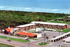 Howard Johnson\'s, Cocoa Beach, FL, June 1972