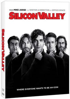 """From the offbeat mind of Mike Judge (Office Space, Beavis and Butt-head), this HBO half-hour comedy takes viewers inside the world of tech start-ups - and the socially awkward underdogs who try to navigate its lucrative potential. Starring a talented ensemble of young comic actors (see below) and veterans, Silicon Valley charts the rising fortunes of Richard, an introverted computer programmer who lives in a """"Hacker Hostel"""" start-up incubator along with his friends Big Head, Gilfoyle, and…"""