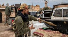 ISIS KIDNAPS 220 CHRISTIANS FROM SYRIAN VILLAGES - The terrorist organization now controls 10 Christian villages. How long will the West stand by and watch?