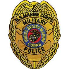 USMC Military Police Patch Military Police, State Police, Usmc, Law Enforcement Badges, Law Enforcement Officer, Fire Badge, Once A Marine, Police Cars, Police Badges