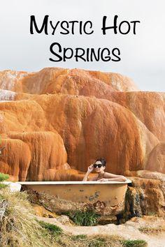Mystic Hot Springs, Monroe, Utah | Tekwani Travels www.ninatekwani.com