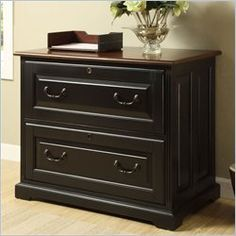 Riverside Furniture Riverside Furniture   Bridgeport Lateral File Cabinet W  2 Drawers