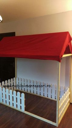 Montessori Bed, Toddler Bed, Facebook, Furniture, Home Decor, Child Bed, Decoration Home, Room Decor, Home Furnishings