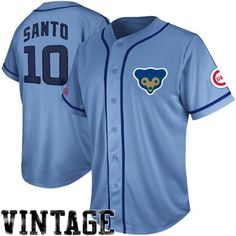 chicago cubs blue jersey