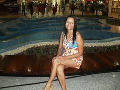 Aqui eu de novo no Shopping só que em Fortaleza-CE