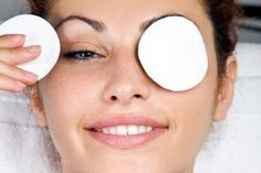 The skin around the eyes is very delicate and thinner than most other areas of the face and it requires special care. To get rid of those annoying dark circles you can use cucumber juice, potato juice, lemon or tomato juice, as well as tea bags.  https://www.facebook.com/euDoyouspeakBio