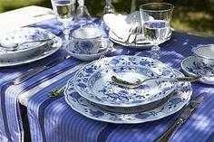 Meissen Celebrates 270 Years Of The Blue Onion Pattern