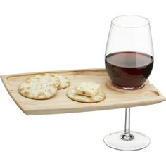 """Wine and Dine 9""""x5.5"""" Plate in Appetizer & Dessert Plates 