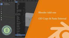 CopyPasteExternal: Multi-platform script for copying/pasting geometry - Ejezeta Steven Scott, Blender, Geometry, Things To Think About, Past, Scripts, Platform, Free, Past Tense