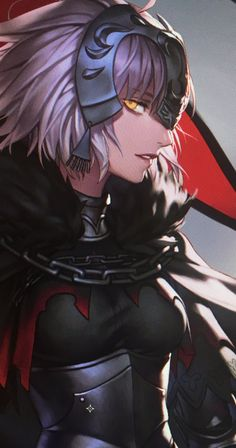 "Jeanne d' Arc ""Alter"" (Avenger), Fate Grand Order"