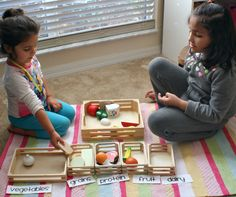 Teaching Your Child about Food Groups • Melissa & Doug Blog