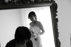 foto matrimonio bianco e nero