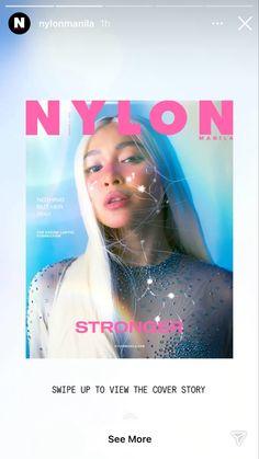 Photoshoot Bts, Nadine Lustre, Jadine, Ig Story, Manila, Luster, Cover, March, Magazine