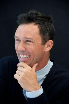 Jeffrey Donovan is the inspiration for Joel Ryan in A Healing Heart.