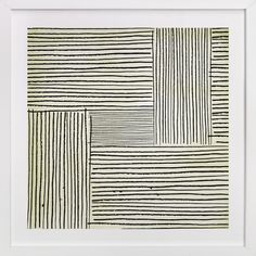 """Sketchy Lines #1"" - Art Print by Katie Zimpel in beautiful frame options and a variety of sizes."