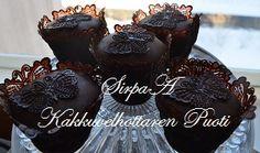 Kakkuvelhottaren Puoti Muffin, Breakfast, Food, Morning Coffee, Muffins, Meals, Cupcakes, Yemek, Eten