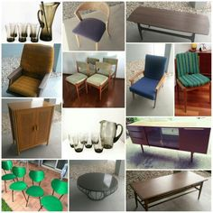 Mid Century, Vintage & Eclectic Furniture - Kya Theia Collections