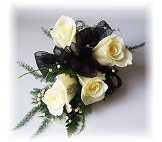 1800flowers wrist corsage