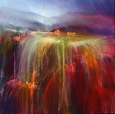 """Annette Schmucker, """"Überfluss"""" With a click on 'Send as art card', you can send this art work to your friends - for free!"""