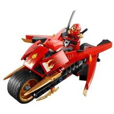 LEGO NINJAGO Movie Sets Kais Blade Cycle Figures Building Construction TOYS SALE: $117.35End Date: Dec-26 02:39Buy It Now for… #eBay #Amazon