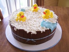 Easy Boy Baby Shower Cakes Ideas | Mama's Write Cakes